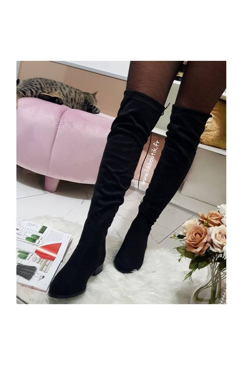 Cuissarde 3037-27 black