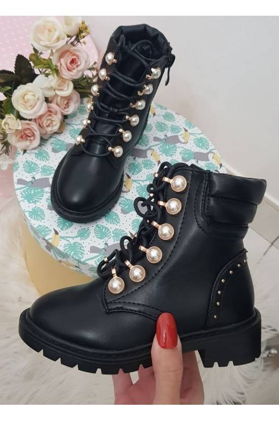 Bottines perles enfant...